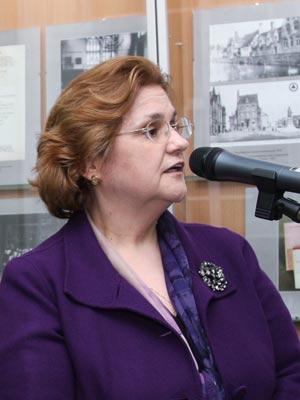 Генеральный Консул США в Санкт-Петербурге г-жа Шейла Гуолтни
