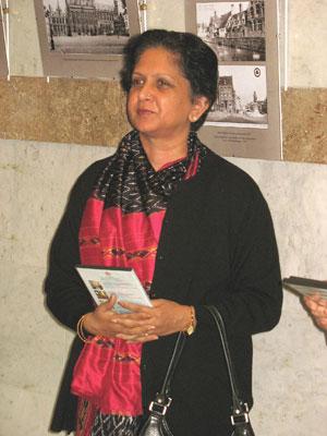 Генеральный консул Индии в С-Петербурге г-жа Радхика Локеш