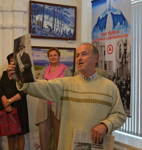 Юрий Васильевич Белов
