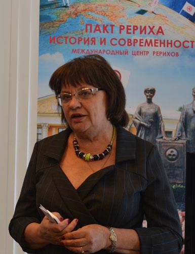 Светлана Евгеньевна Мельникова