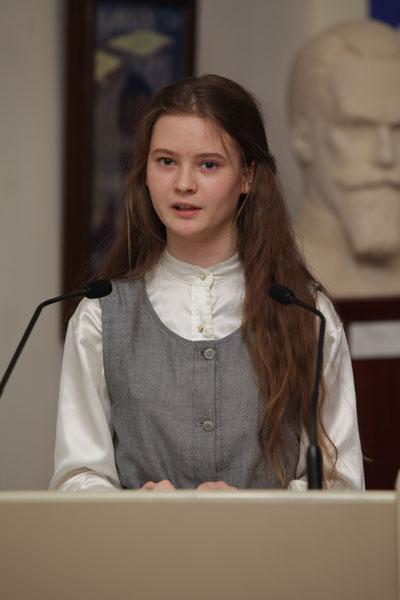 Аня Сырнева, г. Минск