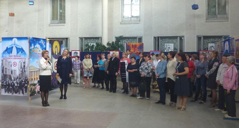 Выступает заместитель Главы Администрации г. Сысерти по социальным вопросам Наталья Владимировна Кузнецова