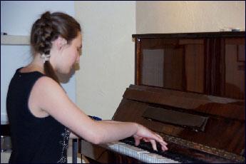 Студенты Тольяттинского музыкального училища