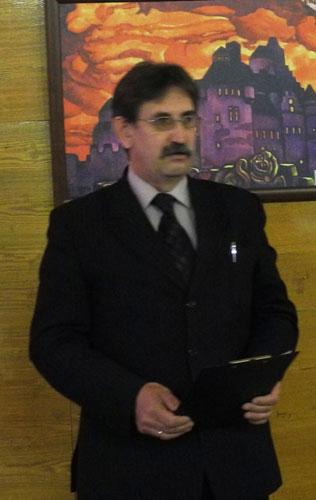 Глава г. Верещагино и администрации города Н.В. Бартов