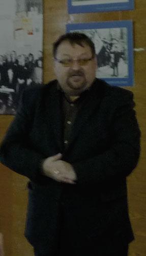 Председатель Земского Собрания Верещагинского района Пермского края А.П.Герасимов