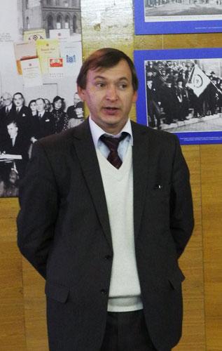 первый заместитель Главы администрации Верещагинского района Д.А.Нохрин