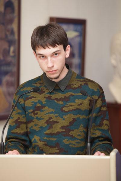 Давыд Володин, г. Тула