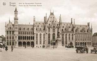 Фотография Собора Св. Крови в Брюгге