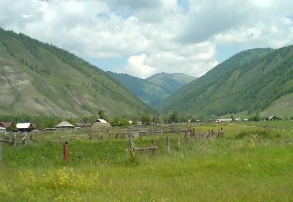 Село Чендек