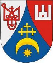 Герб поселка Брагина