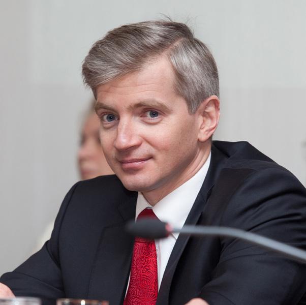 Руководитель Департамента культурного наследия Москвы А.В. Кибовский
